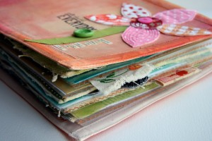 fabric scrapbooking cover3