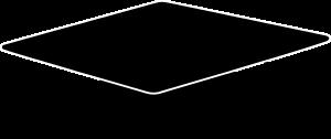 English: A vector image of a mortar board hat.