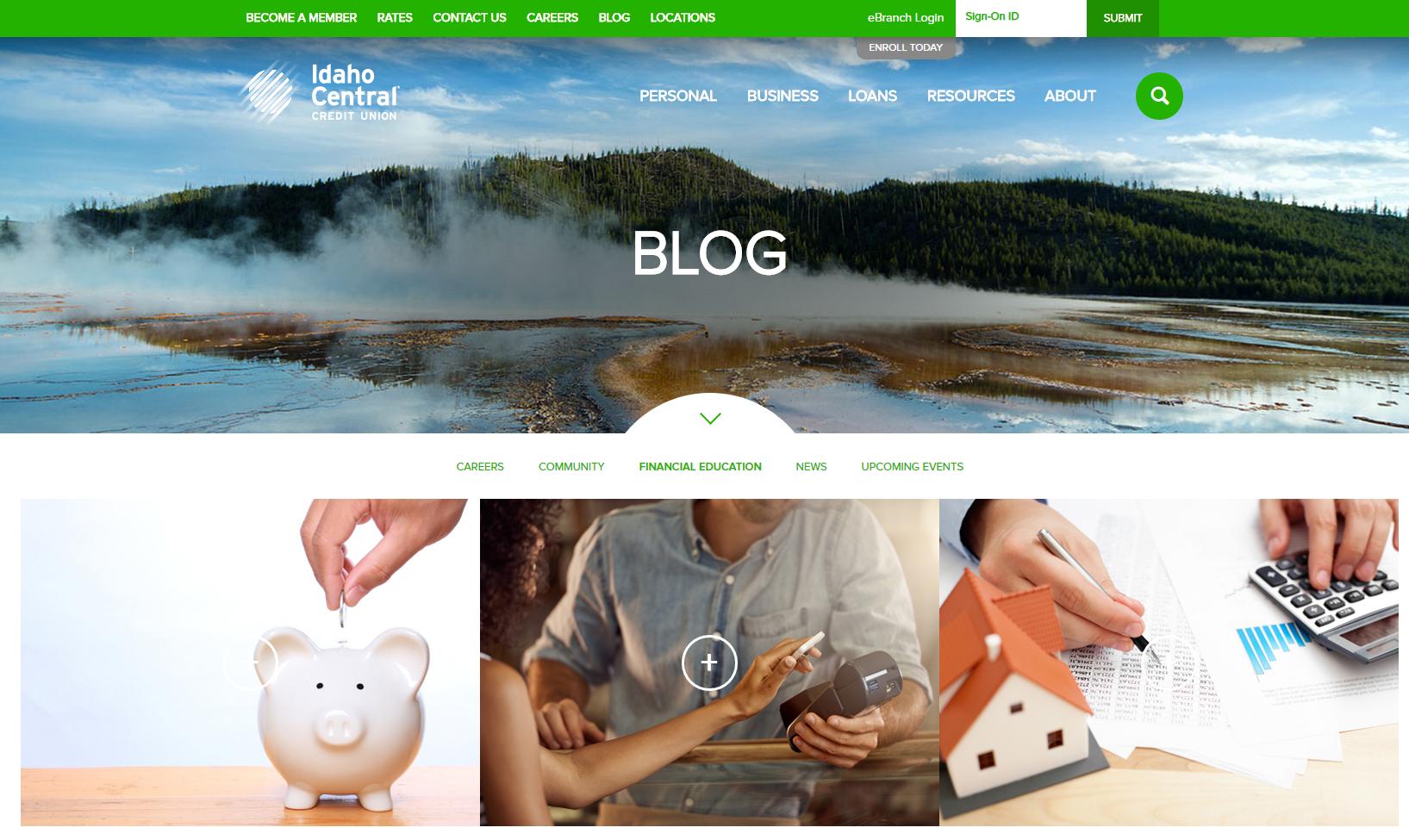 ICCU Blog