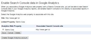 enableGoogleAnalytics