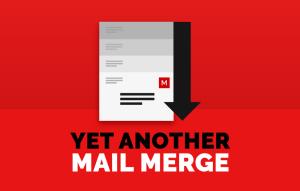 YAMM Yet Another Mail Merge from Romain Vialard