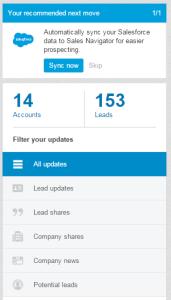 LinkedInSalesNavigator