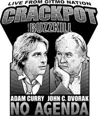 no agenda show with john c dvorak and adam curry