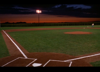 if you build it they will come field of dreams