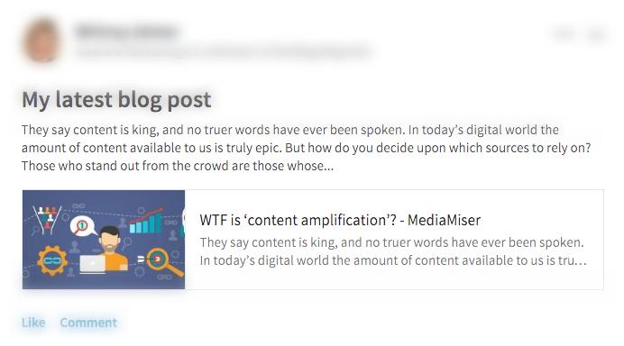 Spammy LinkedIn Discussion - Mindi Rosser