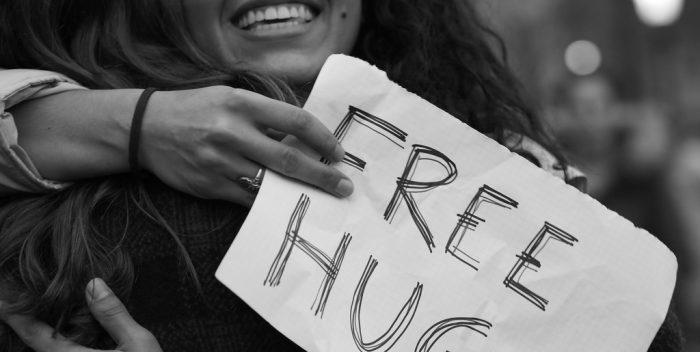 Hugs Not Horns