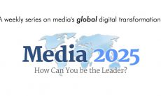 Every Monday: A weekly series on media's global digital transformation: