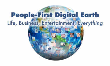 A people-first Digital Earth: Life, business, entertainment and everything
