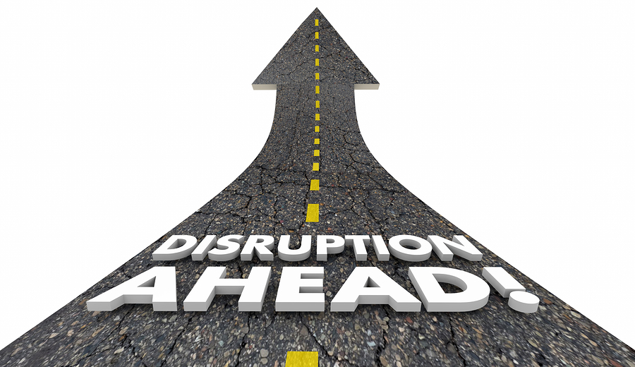 Technology Management Image: Kate Sweetman Interview: Digital Disruption And