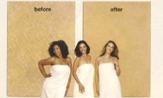 Dove before After ad campaign