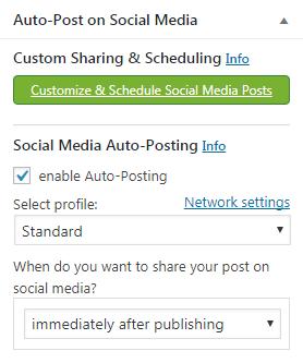 blog2Social AutoPost