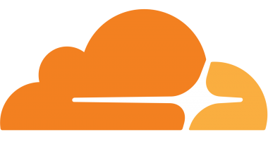 Giant Cloudflare Logo