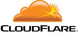 Cloudflare Logo Large