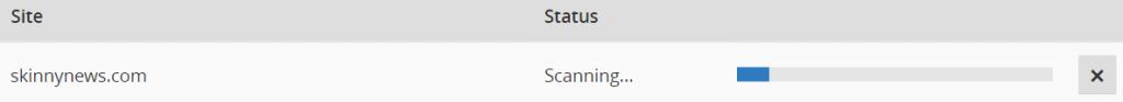 Cloudflare Site Status