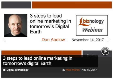 Media 2025: 3 steps to lead online marketing in tomorrow's Digital Earth