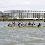 GW Mens Rowing GWU Mens Crew on the Potomac