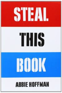 steal this book Abbie Hoffman cover