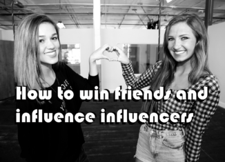 How to Win Friends and Influence Influencers by Chris Abraham of Gerris Corp on Biznology Blog